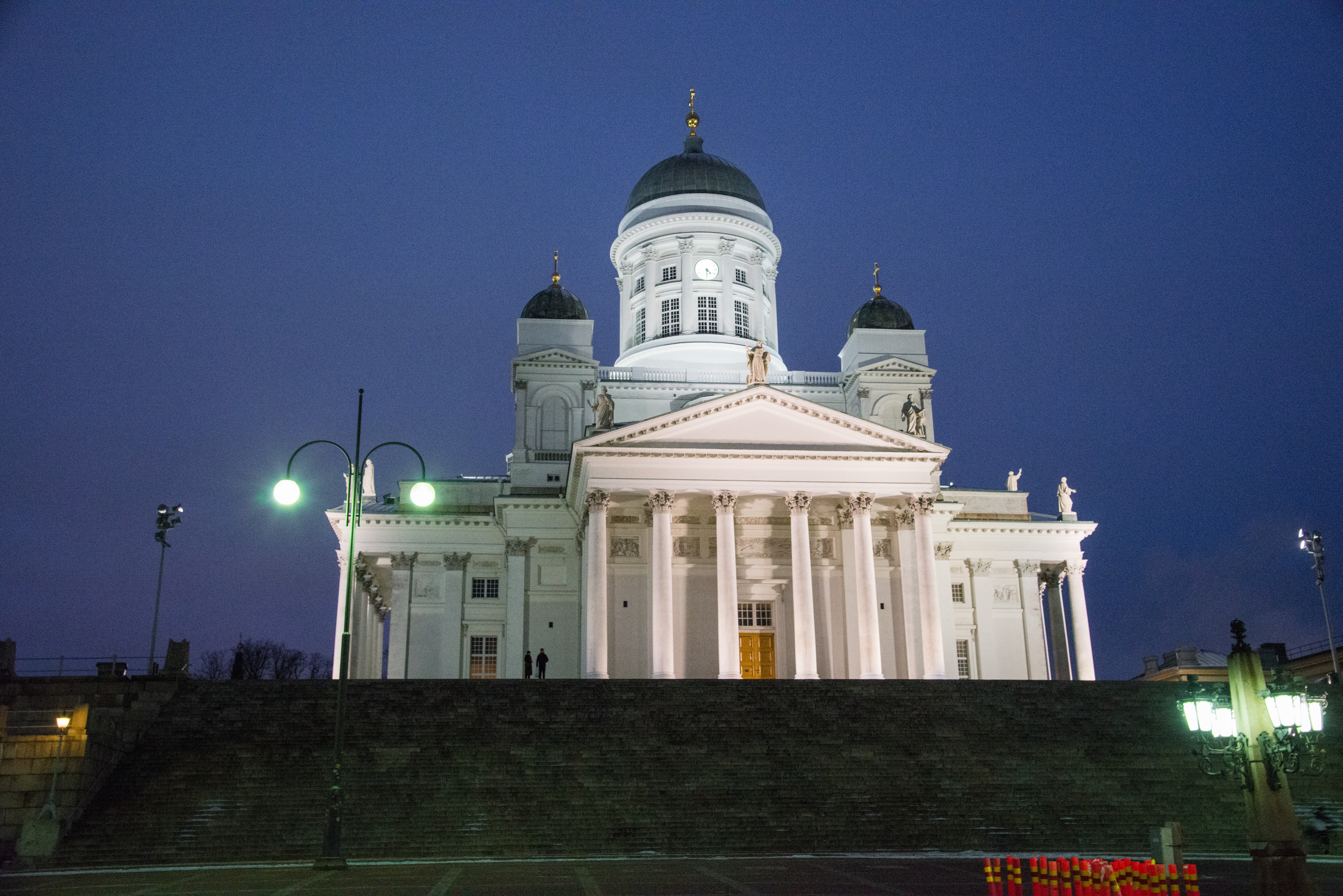 Helsinki, Finland Cathedral